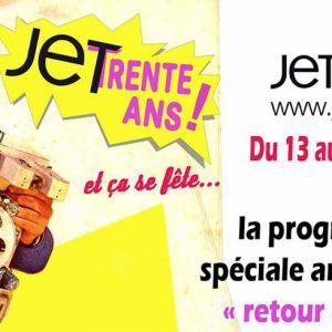 Pour les 30 ans de Jet FM, retour en 1986.