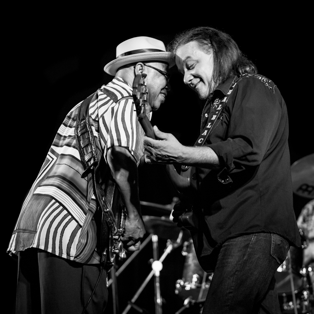 Larry Garner-Neal Black Blues Band