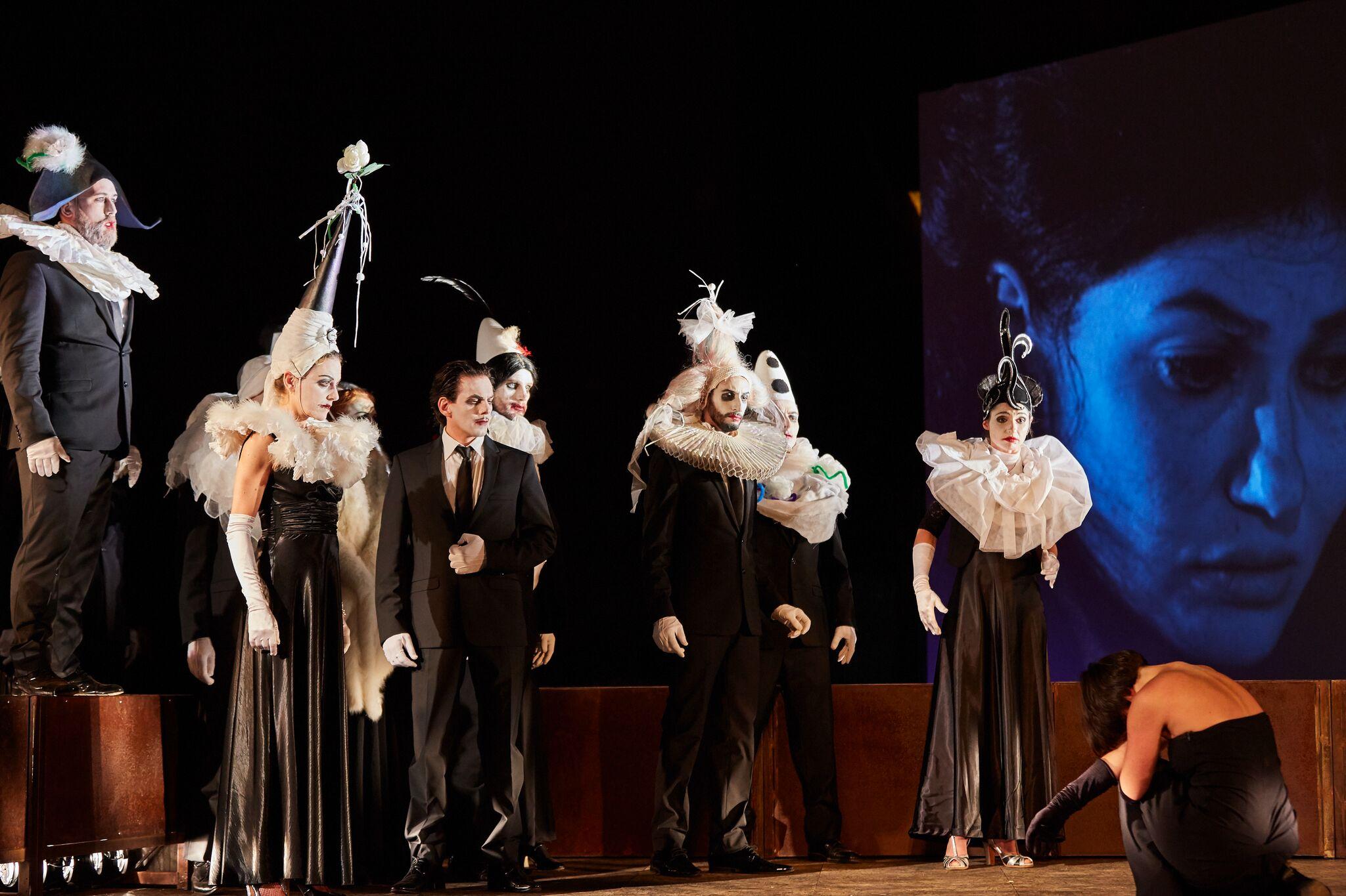 La Traviata vue par Olivier Desbordes.