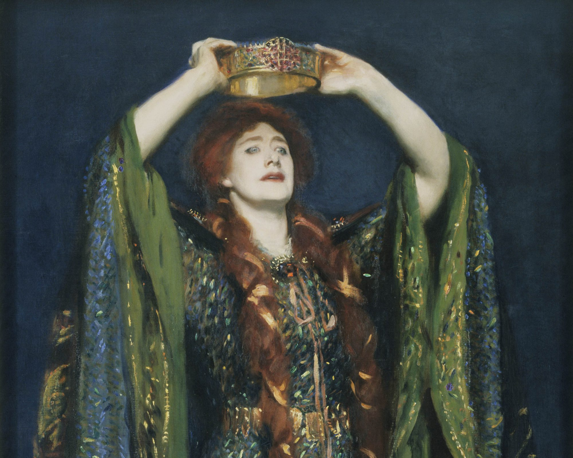 ohn Singer Sargent (1856-1925), Ellen Terry en Lady Macbeth, 1889. Tate Britain, Londres. © Tate, London 2016