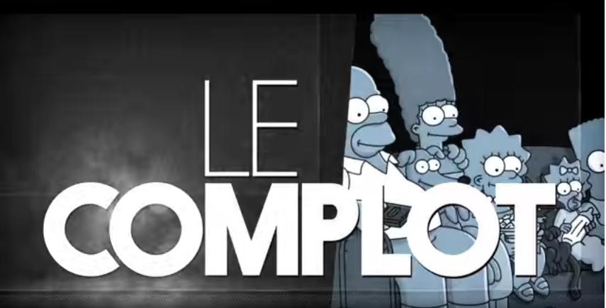 Simpsons complot